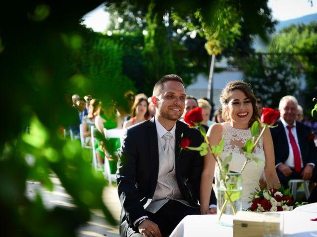 La boda de Raffaele y Diana en El Tiemblo, Ávila 42