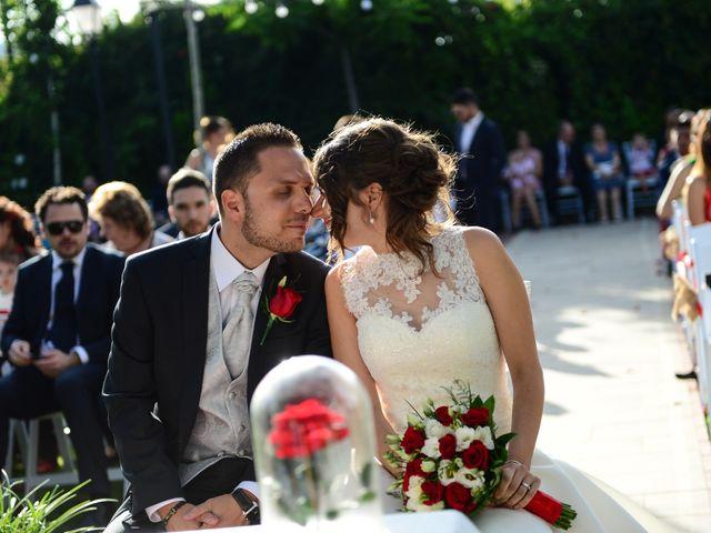 La boda de Raffaele y Diana en El Tiemblo, Ávila 44