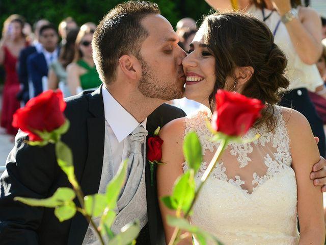 La boda de Raffaele y Diana en El Tiemblo, Ávila 46