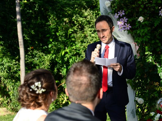 La boda de Raffaele y Diana en El Tiemblo, Ávila 47
