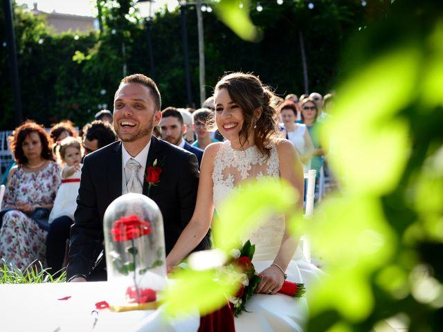 La boda de Raffaele y Diana en El Tiemblo, Ávila 49