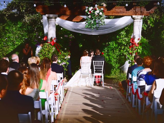 La boda de Raffaele y Diana en El Tiemblo, Ávila 51