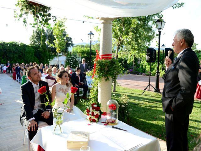 La boda de Raffaele y Diana en El Tiemblo, Ávila 53