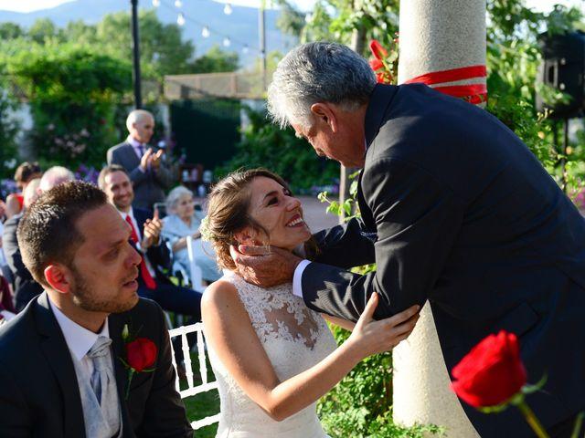 La boda de Raffaele y Diana en El Tiemblo, Ávila 55