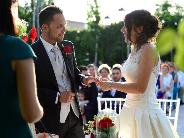 La boda de Raffaele y Diana en El Tiemblo, Ávila 56