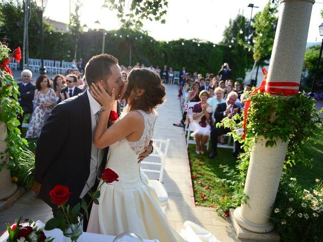 La boda de Raffaele y Diana en El Tiemblo, Ávila 57