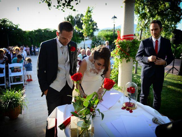 La boda de Raffaele y Diana en El Tiemblo, Ávila 60
