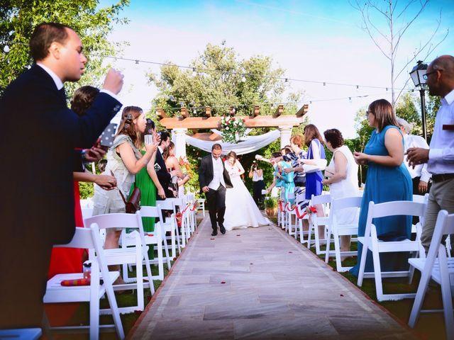 La boda de Raffaele y Diana en El Tiemblo, Ávila 62