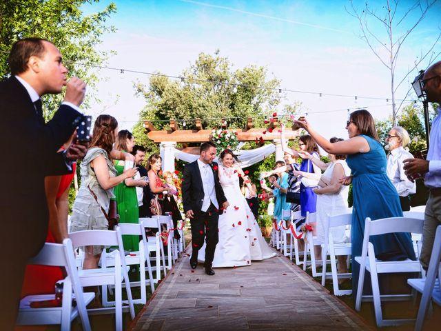 La boda de Raffaele y Diana en El Tiemblo, Ávila 63