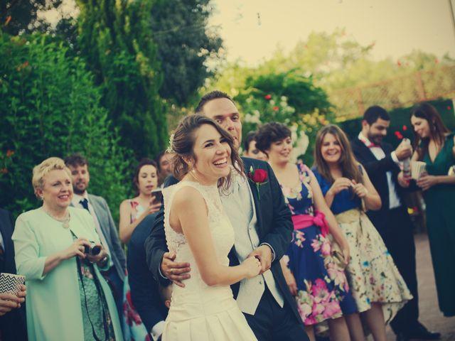 La boda de Raffaele y Diana en El Tiemblo, Ávila 64