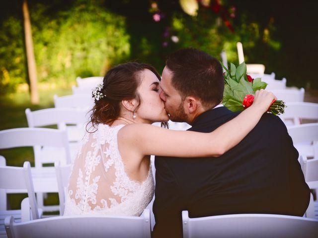 La boda de Raffaele y Diana en El Tiemblo, Ávila 67