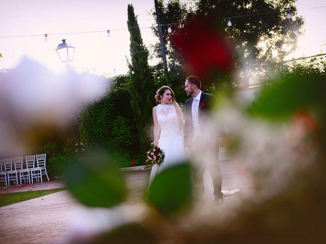 La boda de Raffaele y Diana en El Tiemblo, Ávila 73