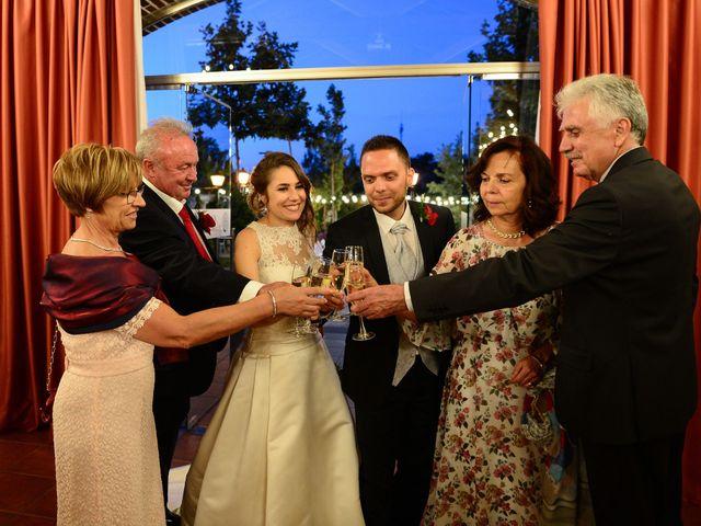 La boda de Raffaele y Diana en El Tiemblo, Ávila 80