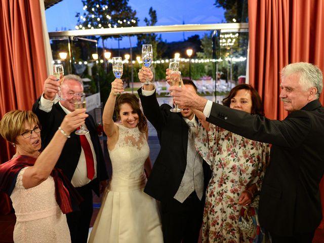 La boda de Raffaele y Diana en El Tiemblo, Ávila 81