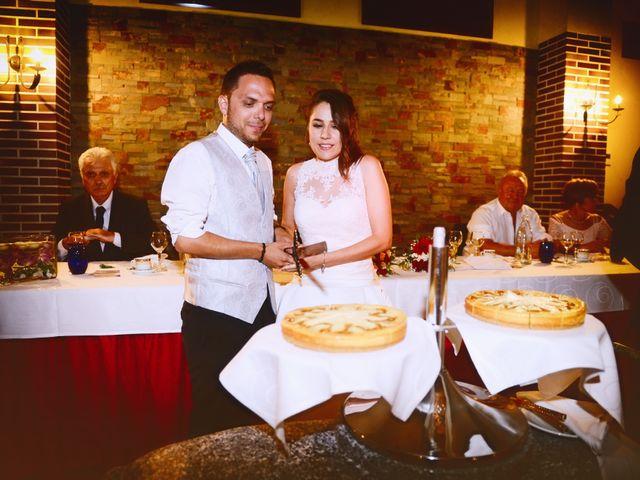 La boda de Raffaele y Diana en El Tiemblo, Ávila 83