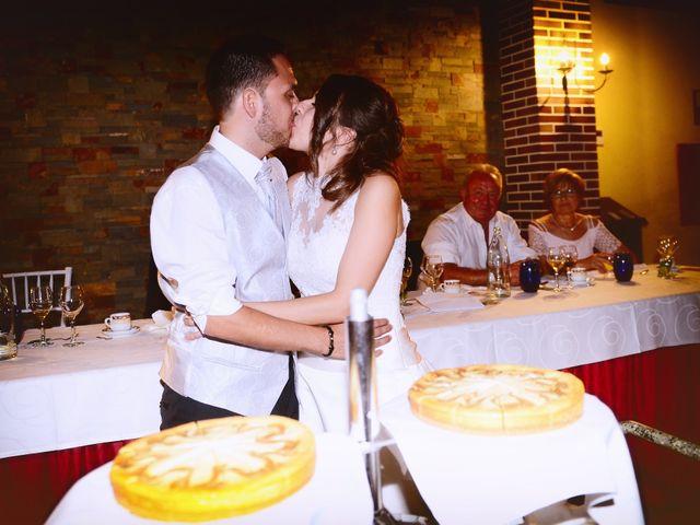 La boda de Raffaele y Diana en El Tiemblo, Ávila 84