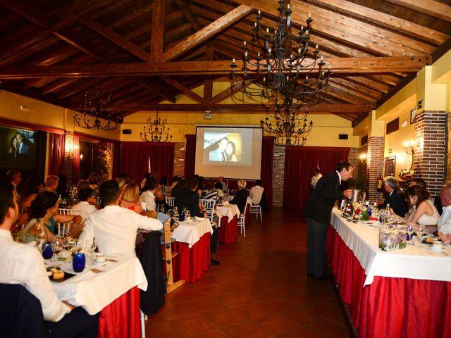 La boda de Raffaele y Diana en El Tiemblo, Ávila 87