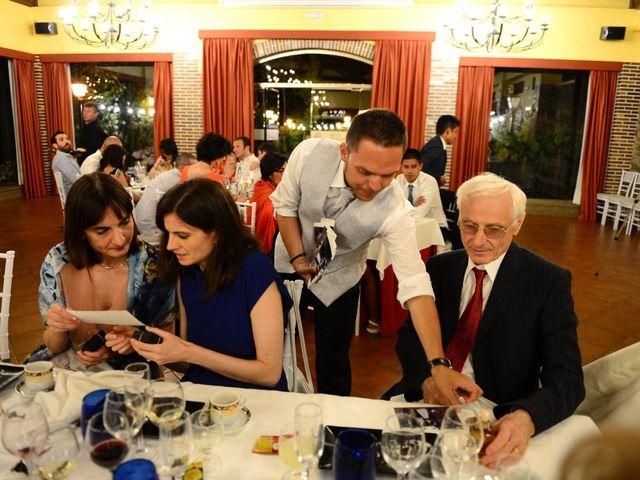 La boda de Raffaele y Diana en El Tiemblo, Ávila 88
