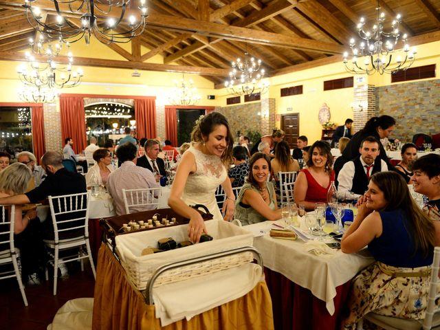 La boda de Raffaele y Diana en El Tiemblo, Ávila 92