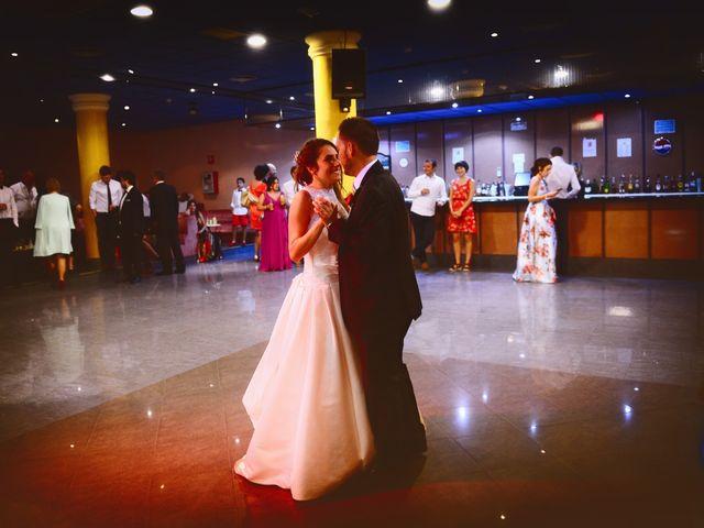 La boda de Raffaele y Diana en El Tiemblo, Ávila 93