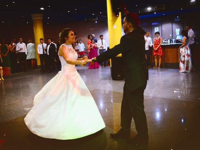 La boda de Raffaele y Diana en El Tiemblo, Ávila 94