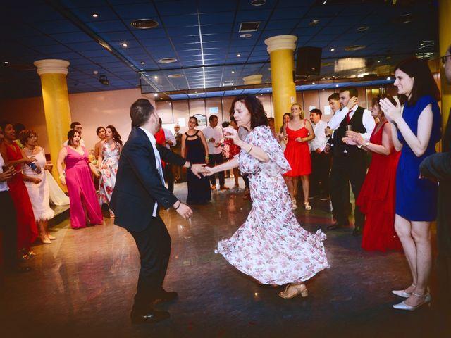 La boda de Raffaele y Diana en El Tiemblo, Ávila 105