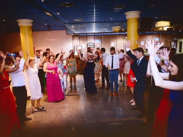 La boda de Raffaele y Diana en El Tiemblo, Ávila 106