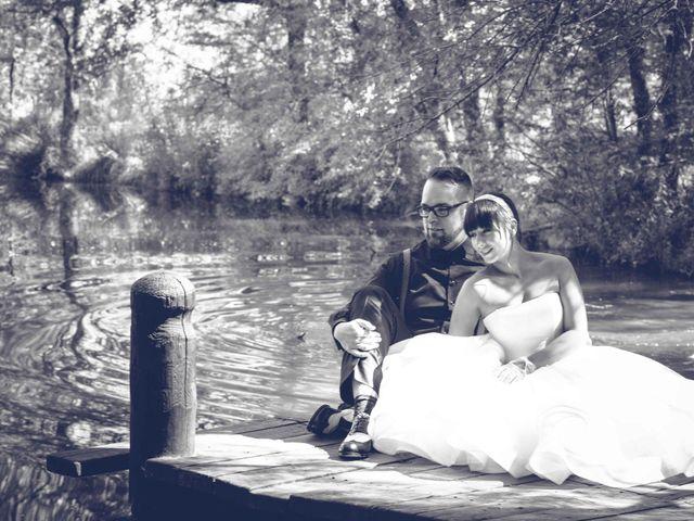 La boda de Ines y David
