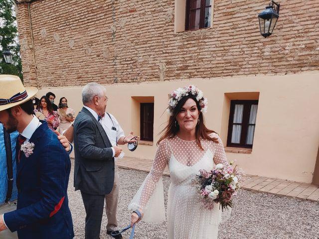 La boda de Jorge y Maria en Zaragoza, Zaragoza 6