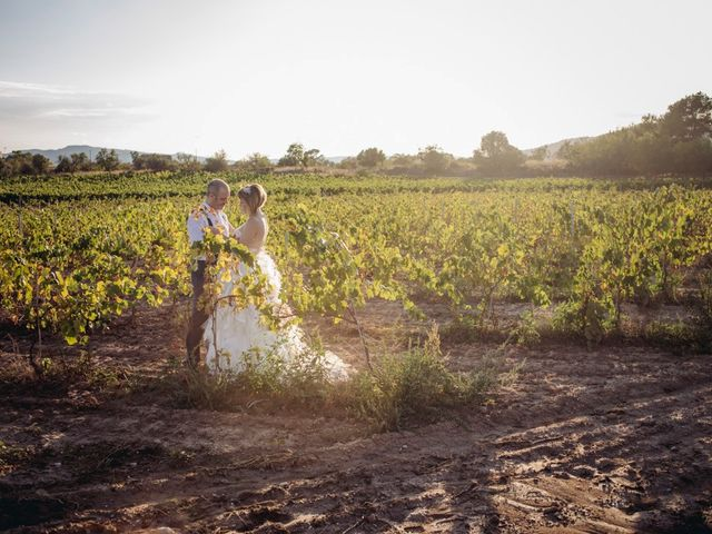 La boda de Laura y Enric