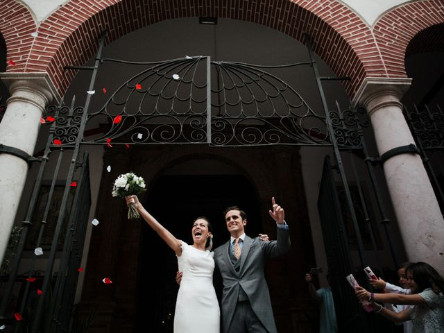 La boda de Patricia y Andrés