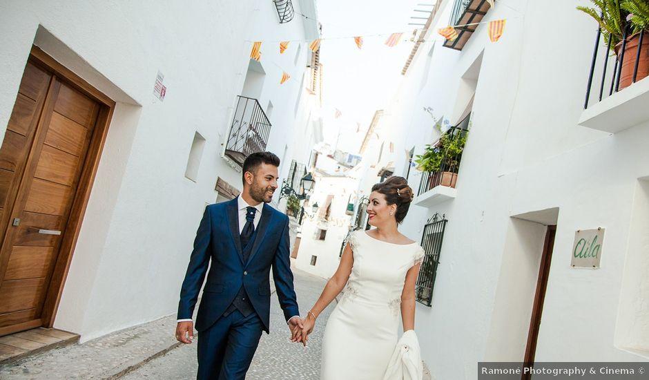 La boda de Rubén y Arantxa en Jumilla, Murcia