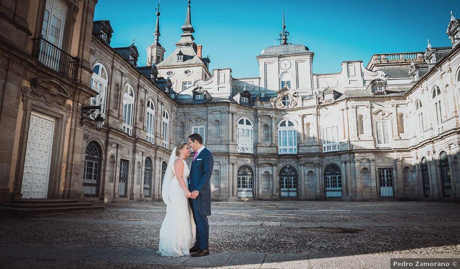 La boda de Sergio y Fany en Segovia, Segovia