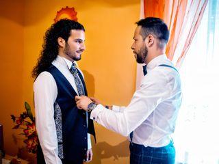 La boda de Estefanía y Benjamín 2