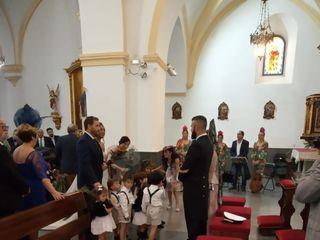 La boda de Lourdes y Alberto 3