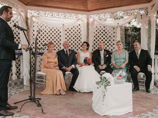 La boda de Rafa y Cyntrhia 1