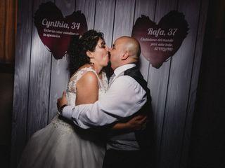 La boda de Rafa y Cyntrhia 2