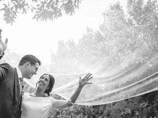 La boda de Alejandro y Soraya