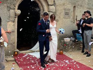 La boda de Juan y Marta