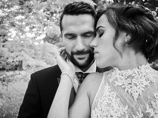 La boda de Beatriz y Muguel