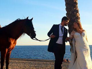 La boda de Jairo y Adriana