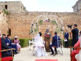 La boda de Isabel y Andrés  2