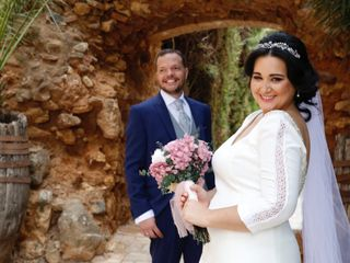 La boda de Isabel y Andrés