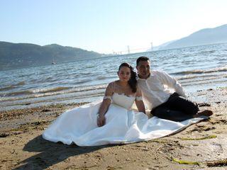 La boda de Vicky y Ruben