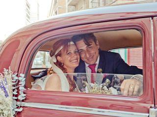 La boda de Nathalie y Miguel Ángel