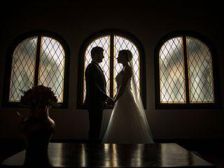 La boda de Àngela y Isaac
