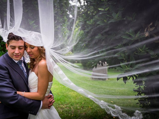 La boda de Miguel y Cristina