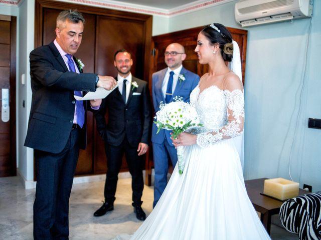 La boda de Benjamín y Estefanía en Granja De Torrehermosa, Badajoz 16