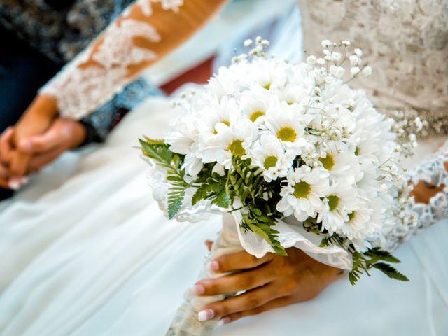 La boda de Benjamín y Estefanía en Granja De Torrehermosa, Badajoz 20