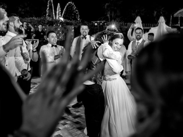 La boda de Benjamín y Estefanía en Granja De Torrehermosa, Badajoz 31